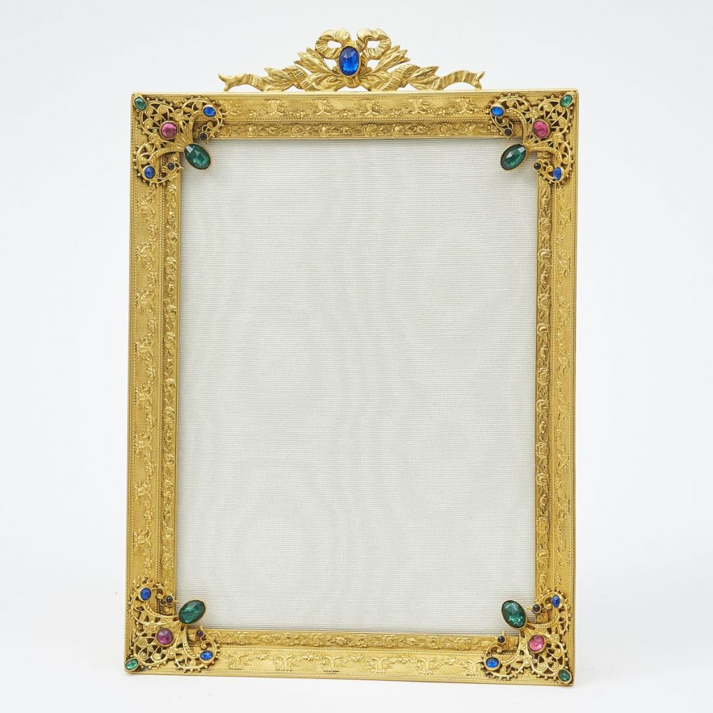 French Photo Frame with Paste Corners