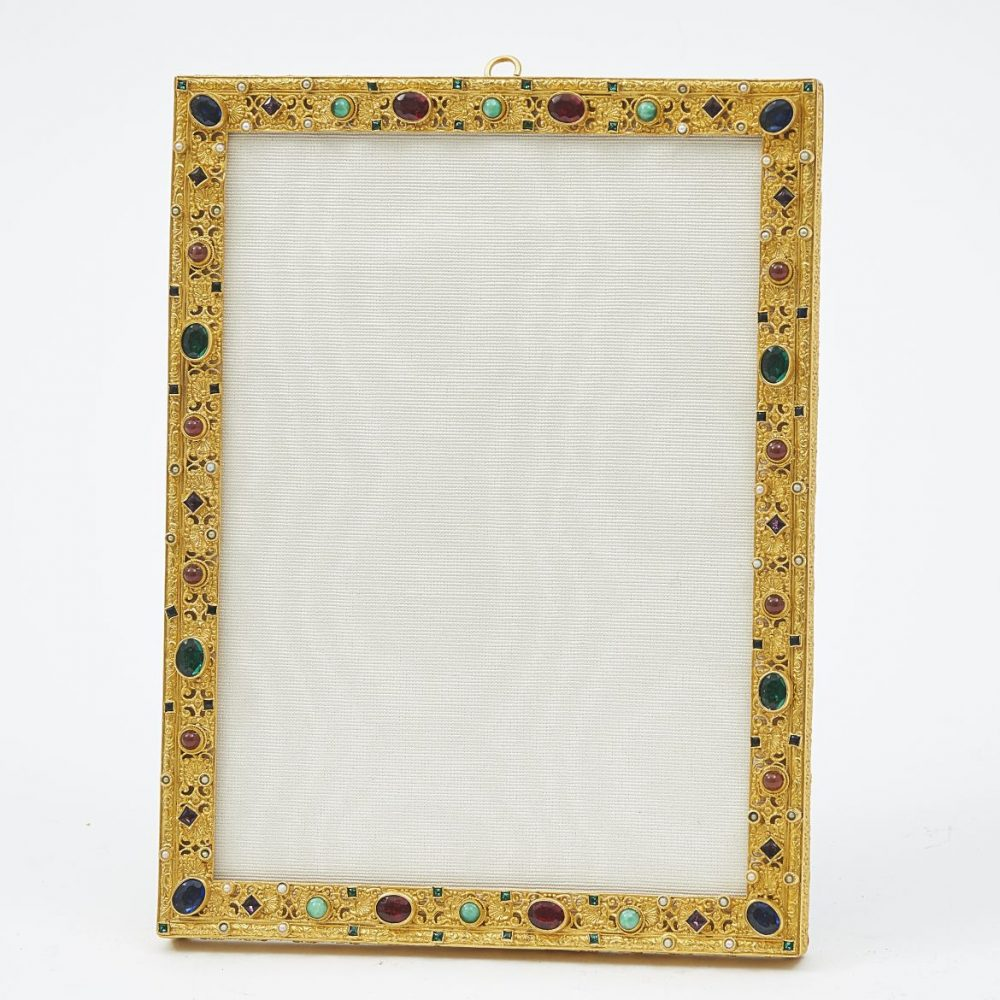 Rectangular French Photo Frame with Paste