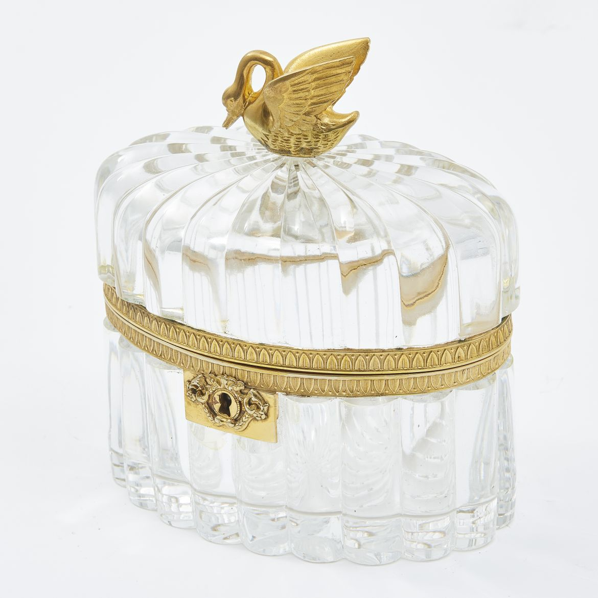 French Baccarat Style Box