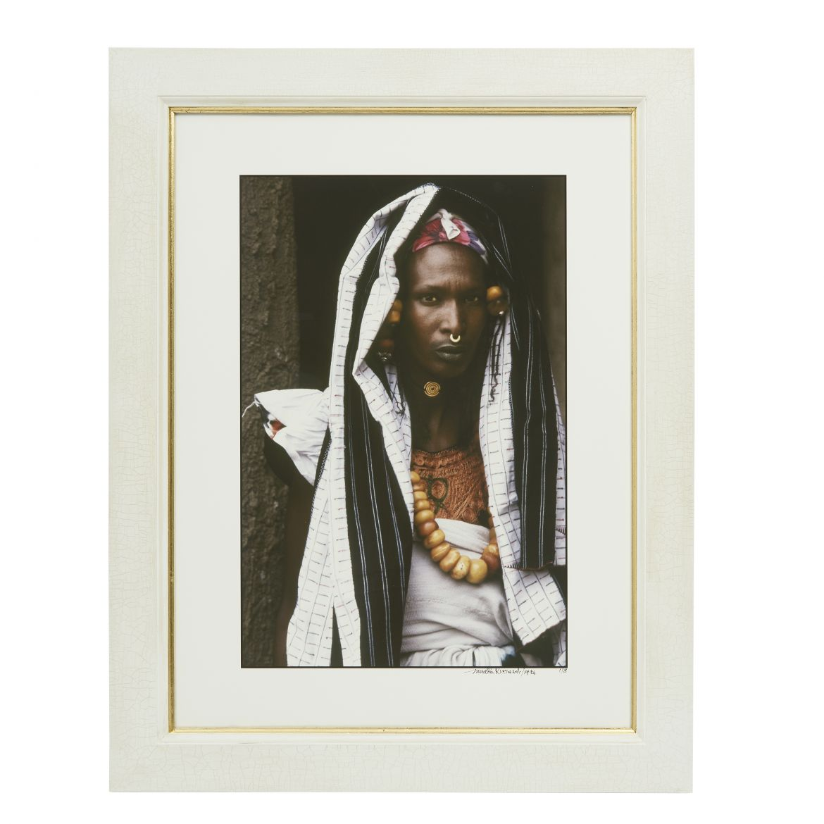 Mali Woman with Shawl