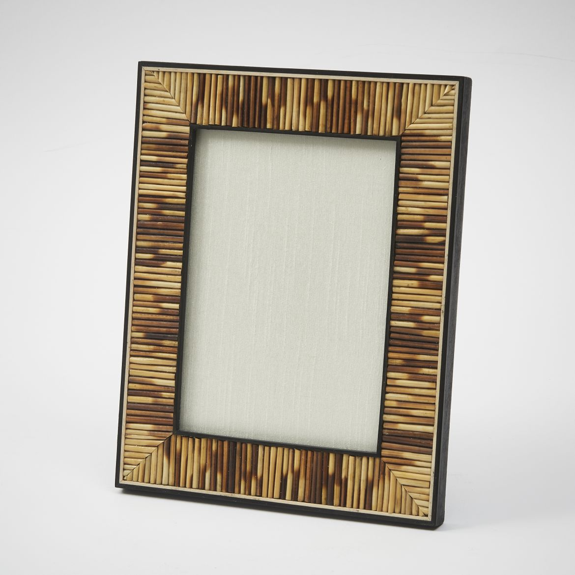 Bone Edged Porcupine Quill Frame