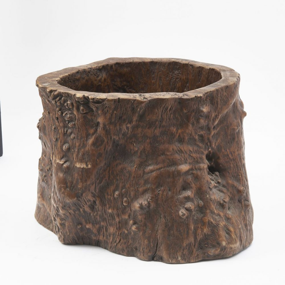 Chinese Rootwood Brushpot