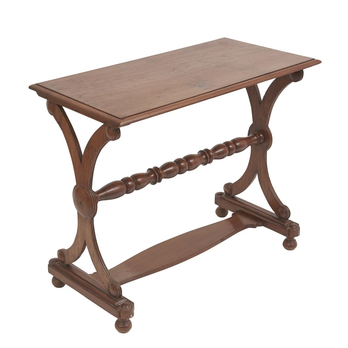 Anglo Indian Teak Side table