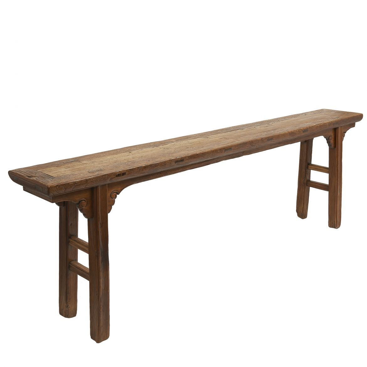 Chinese Softwood Long Altar Table