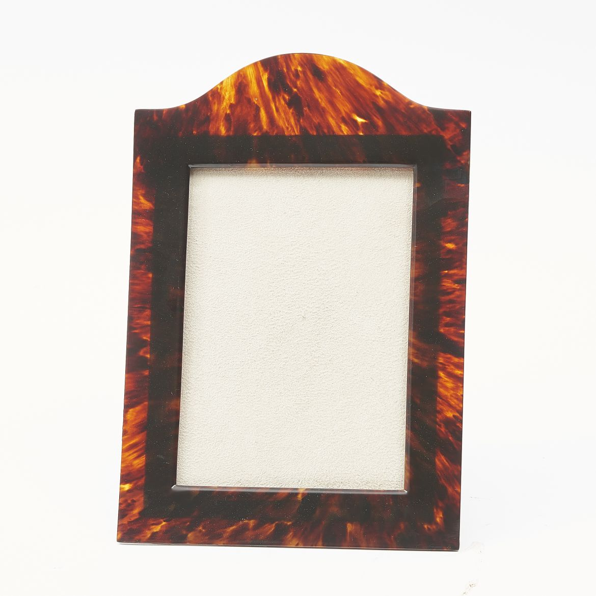 Arch Top Tortoiseshell Photo Frame