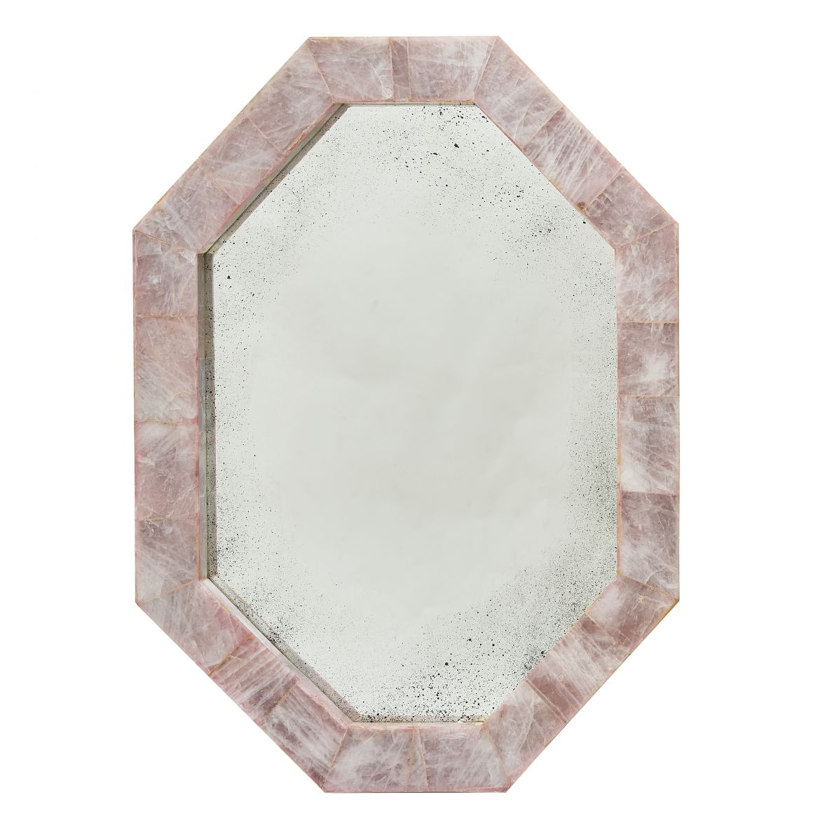 Rose Quartz Mirror