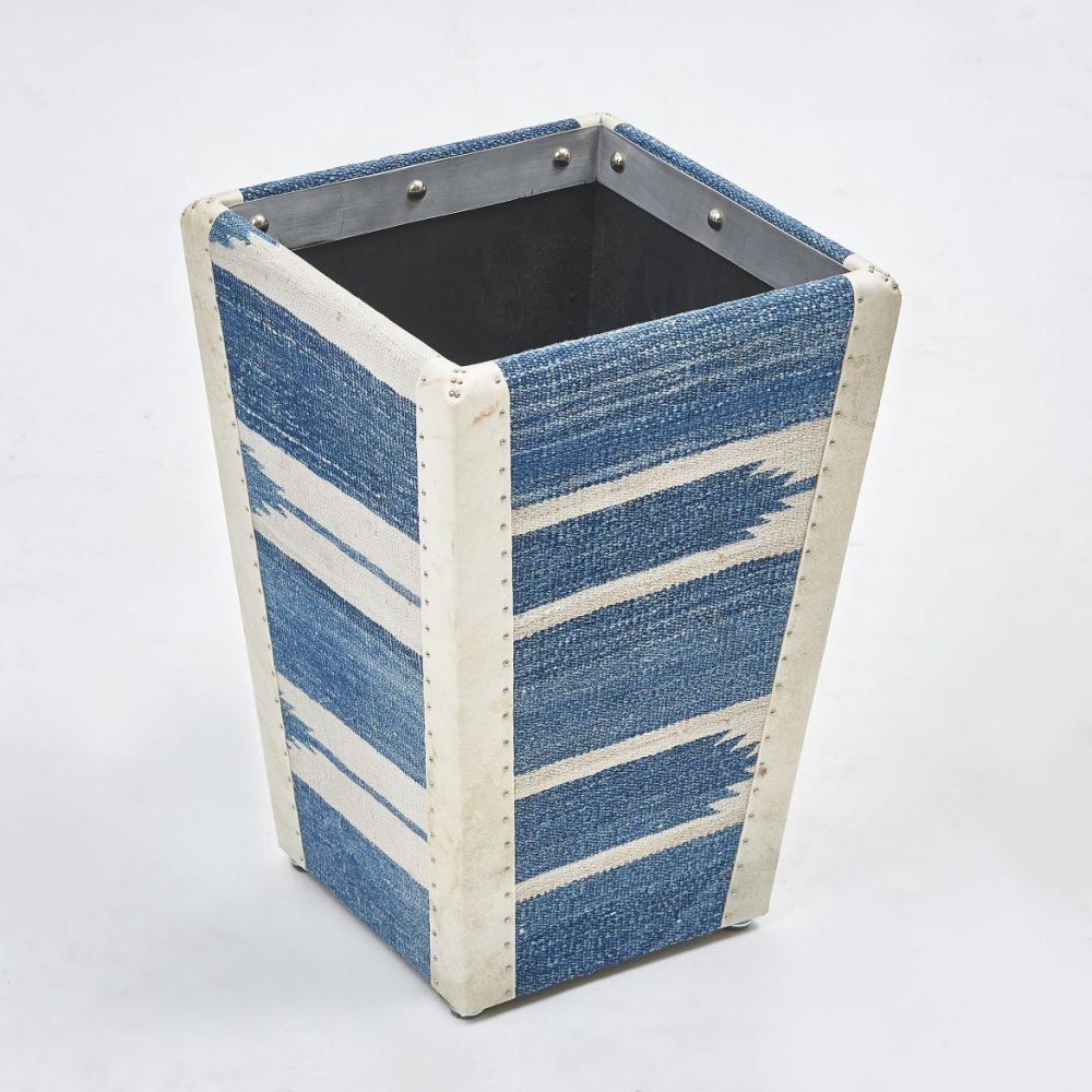 Contemporary Waste Paper Basket