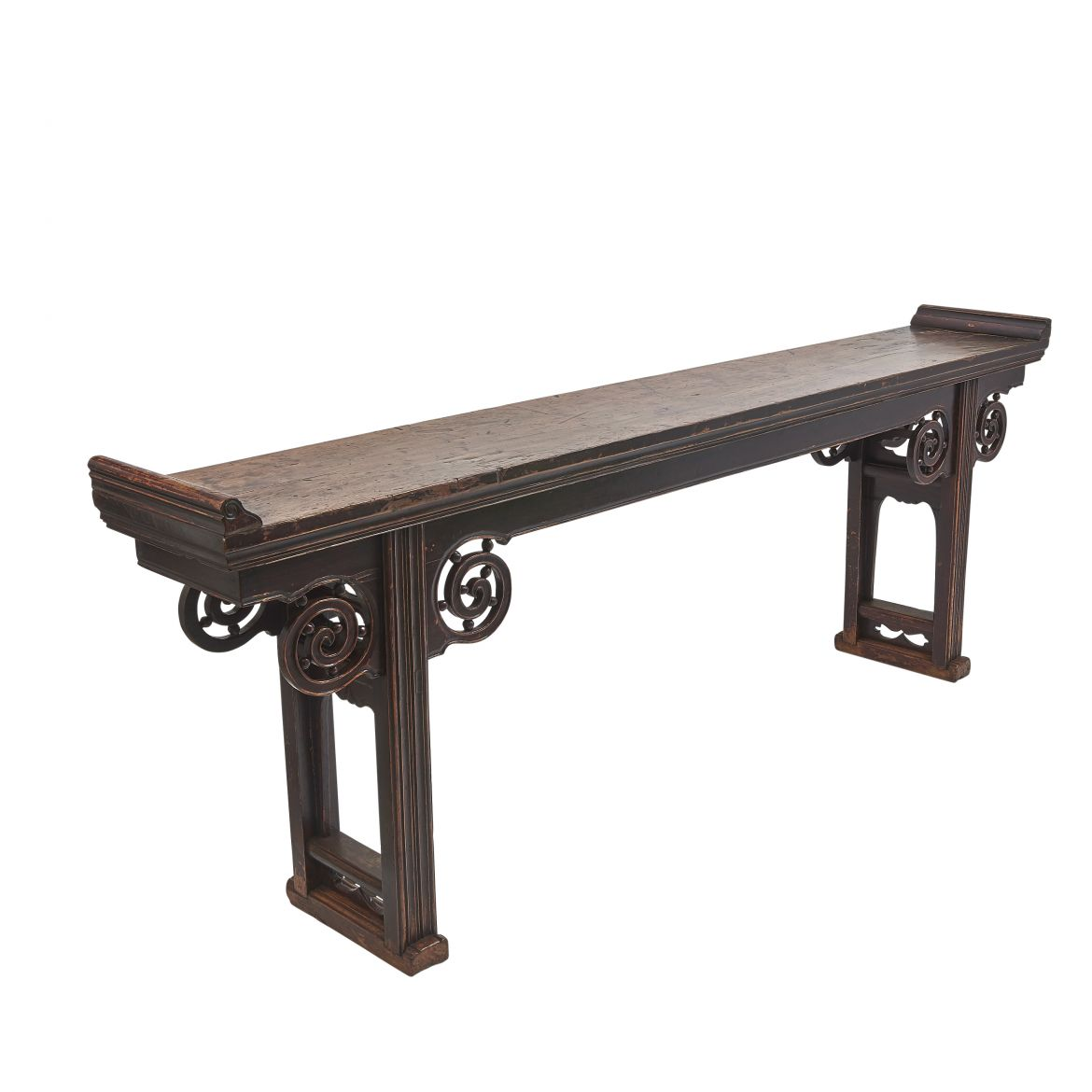 Chinese Shanxi Province Elm Altar Table