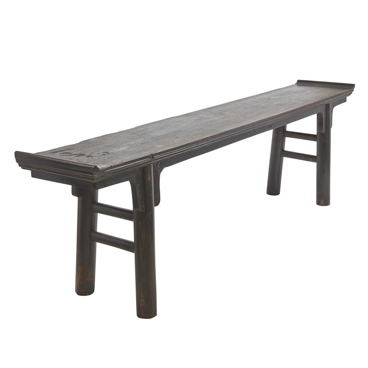 Chinese Lacquered Ming Style Altar Table