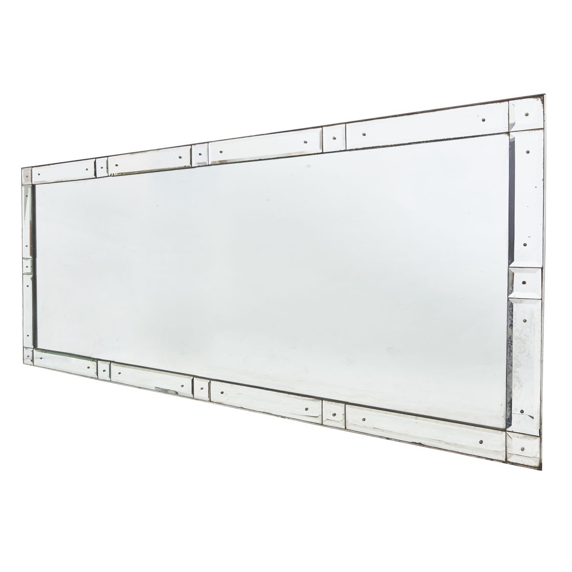 Large French Bistrot Mirror