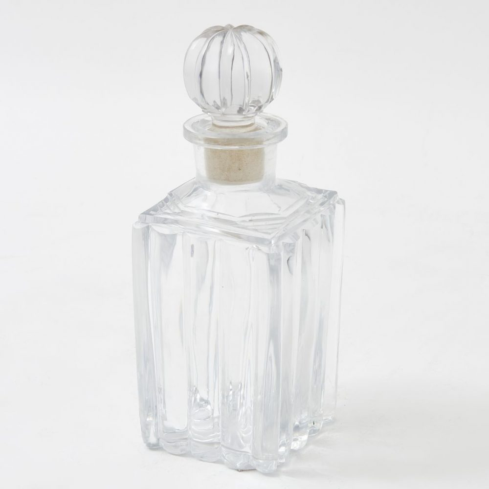 French Baccarat Cut Glass Decanter