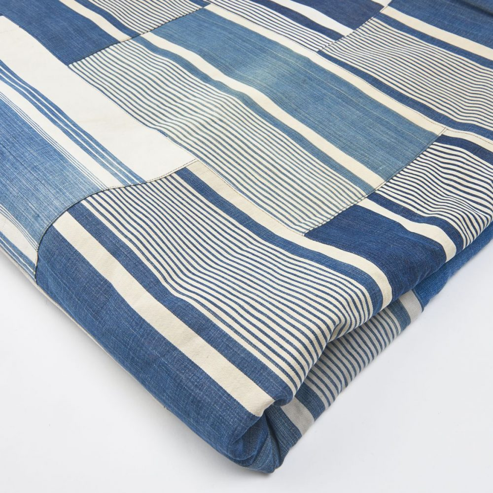 French Ticking Bedcover